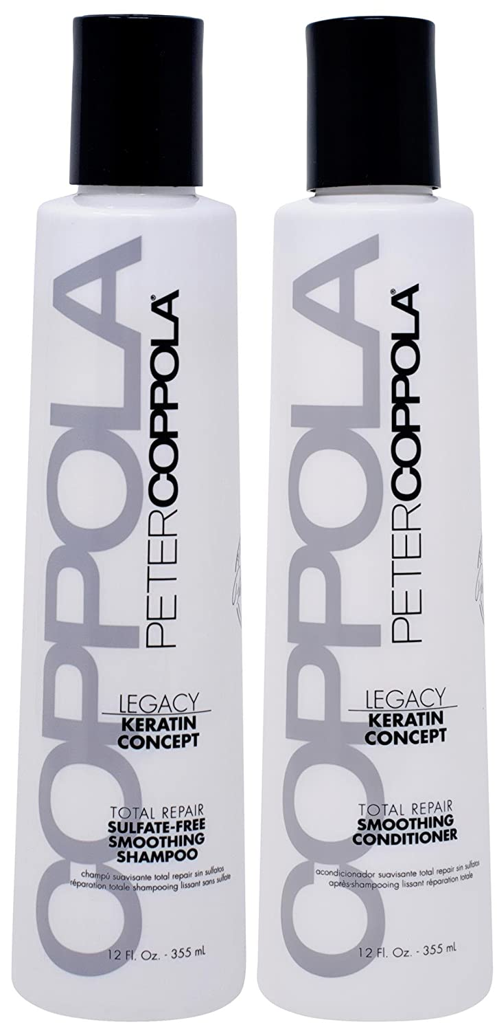 Peter Coppola Total Repair Shampoo & Conditioner