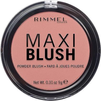 Oferta amazon: Rimmel London Maxi Blush Colorete Tono 6 Exposed - 9 g