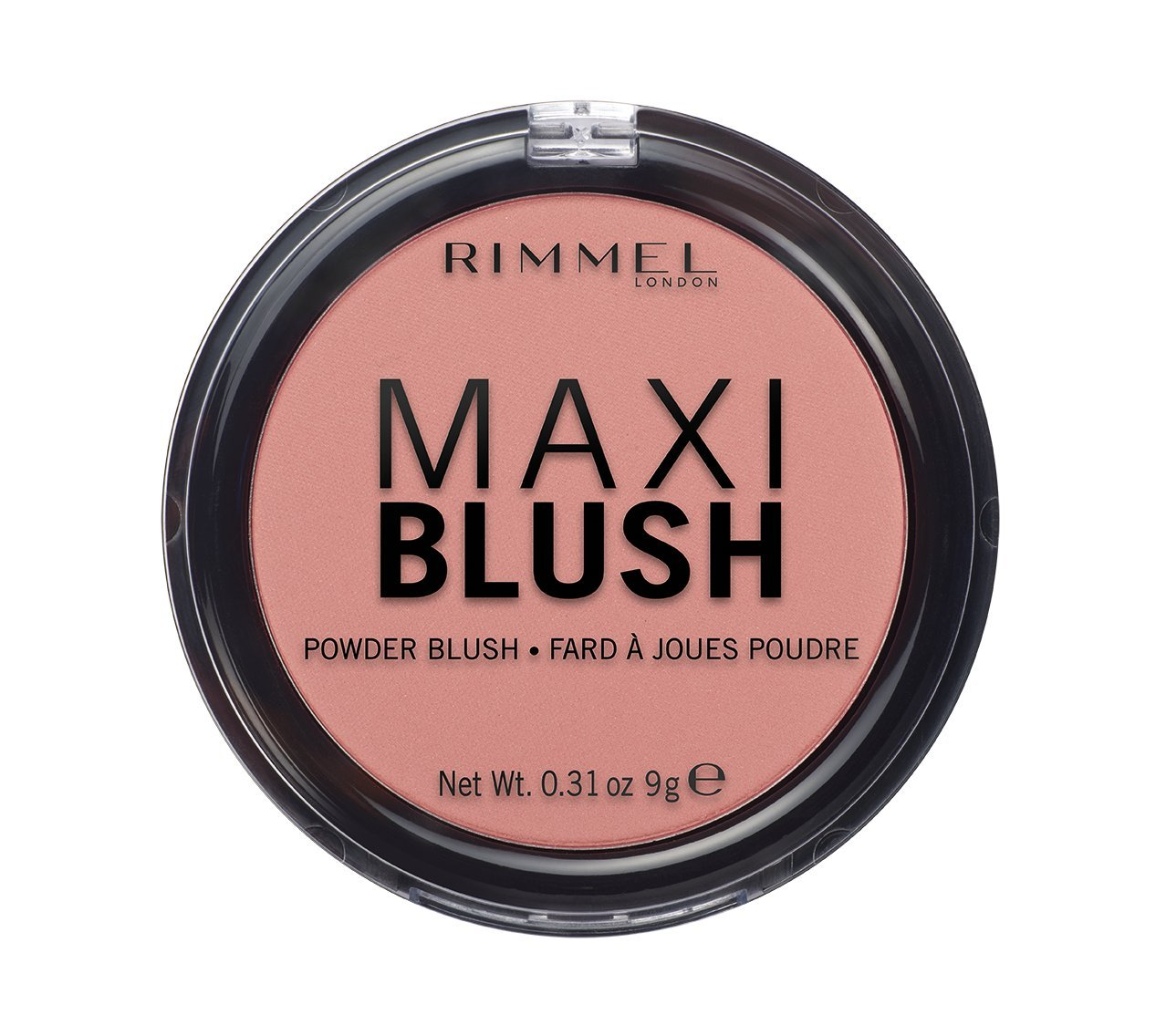 Rimmel London Maxi Blusher, Exposed 9 g 34222299006