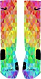 Prism Custom Nike Elite Socks