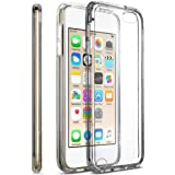 iPod Touch Case Gel flexible Thin Suave de TPU resistente Funda para Apple iPod Touch 5th/6th generación, plástico, transparente, iPod Touch 5th/6th Generation