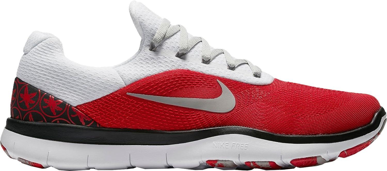 4faa154fc404 Amazon.com  Nike Men s Free Trainer V7 Week Zero Ohio State Edition  Training Shoes  Sports   Outdoors