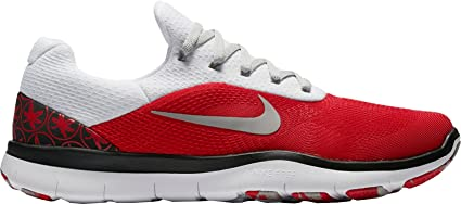 c4cd8a344bf24 Image Unavailable. Image not available for. Color  Nike Men s Free Trainer  V7 Week Zero Ohio State ...