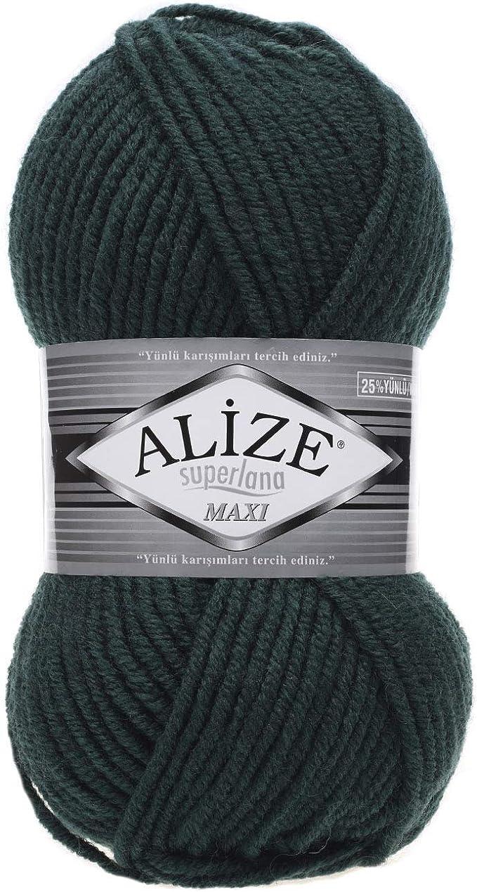 Más Grande Paquete Tejer Crochet Lana//bolas de hilo 5000g 5KG trabajo al azar Lote *