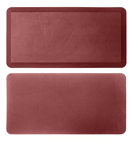 Kitchen Anti Fatigue Mat Standing Desk Mat   SoftSaver 20 X 39 Inches    Floor Mat