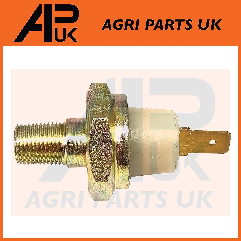 APUK David Brown 1394 1410 1412 1490 1494 1594 1690 1694 Tractor Oil Pressure Switch Agri Parts UK Ltd