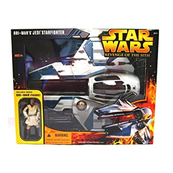 Star Wars Revenge of the Sith Obi-Wans Jedi Starfighter