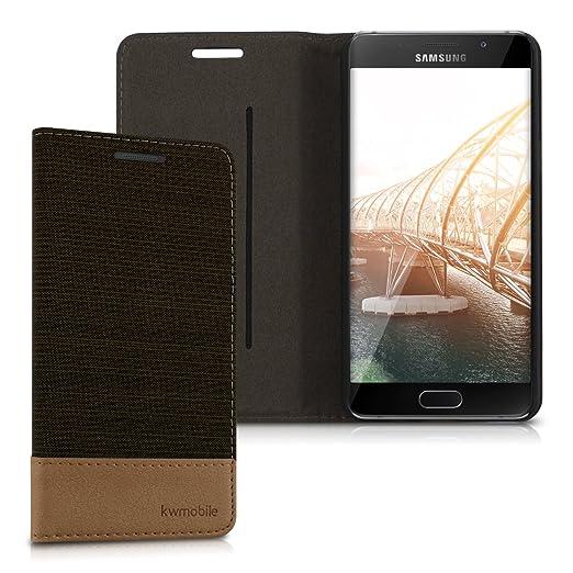 8 opinioni per kwmobile Cover Flip per Samsung Galaxy A5 (2016)- Custodia a libro protettiva