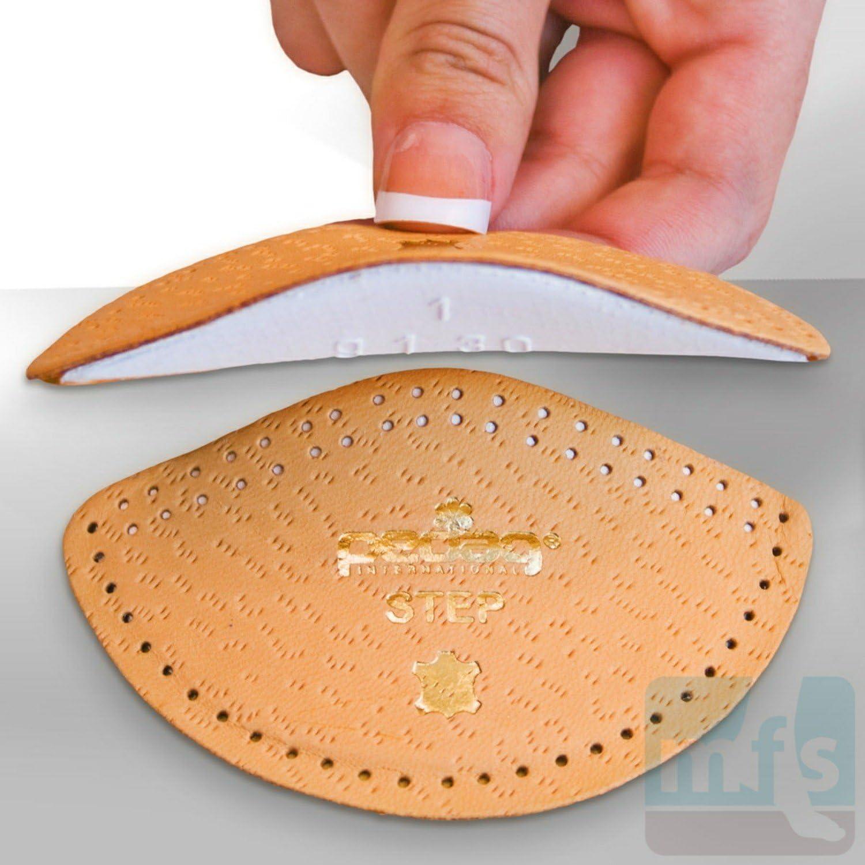 pedag Step Cuir Arqu/ée Soutenir L/'insertion//compens/é pour Bottes Chaussures