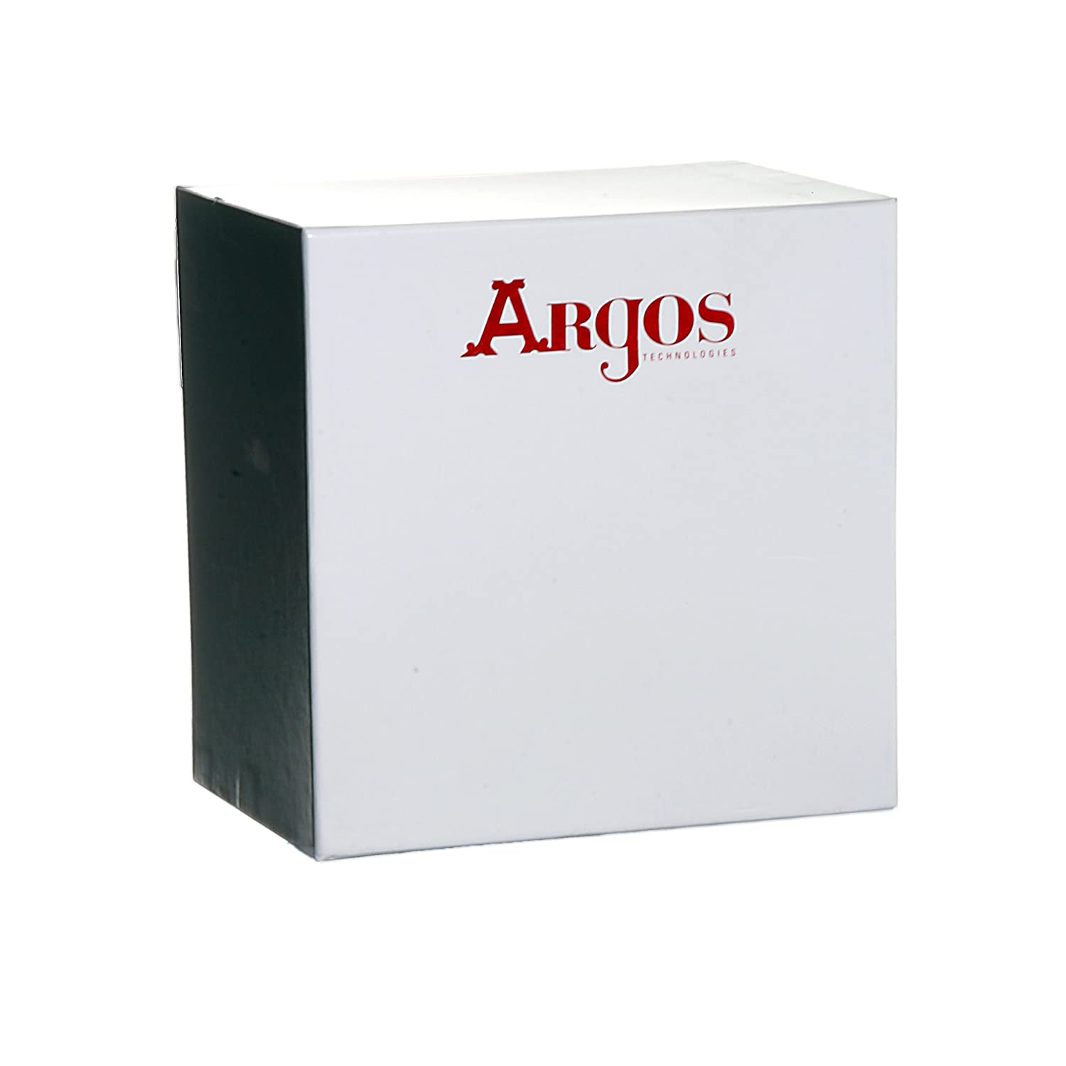 "Argos R3025A White Cryo/Freezer Box with 25 Place Insert, 3"" Length x 3"" Width x 2"" Height"