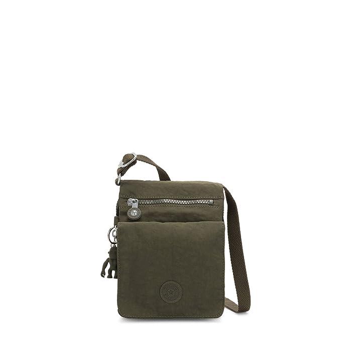 Amazon.com: Kipling El Dorado - Bolso bandolera, color verde ...