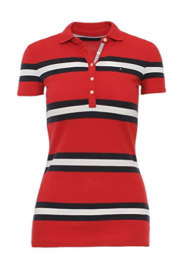 Tommy Hilfiger Polo, Polo, Camiseta Polo para Mujer, Women s Polo ...
