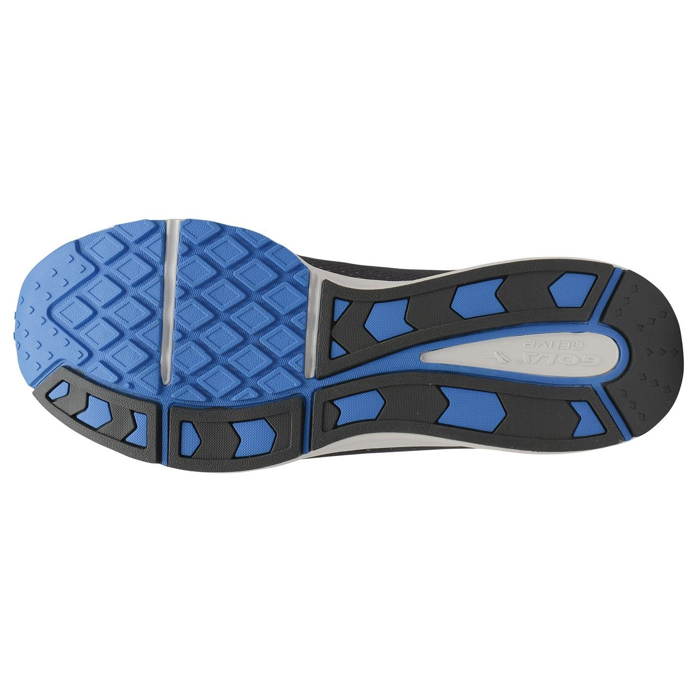 Original schuhe Gola Zenith, Herren Laufschuhe, Laufschuhe, Laufschuhe, Schwarz Blau, Jogging Fitness, Trainingsschuhe, Turnschuhe 4ced9e