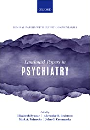 Landmark Papers in Psychiatry (English Edition)