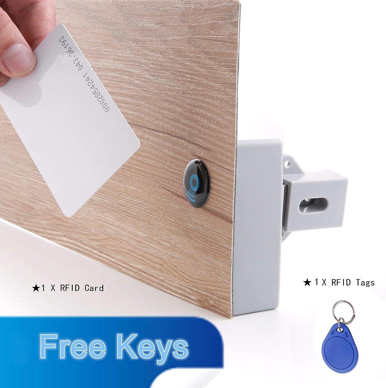 RFID Intelligent Elektronisch ID Karte Schloß Schrankschloss Schubladenschloss