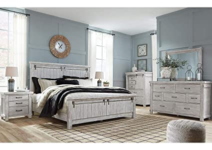 Amazon.com: Amazing Buys Brashland Bedroom Set by Ashley Furniture ...