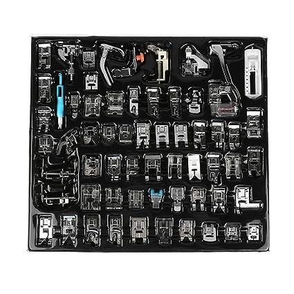 Amazon 40 Pcs Multifunctional Sewing Machine Parts Presser Feet Awesome Babylock Sewing Machine Parts