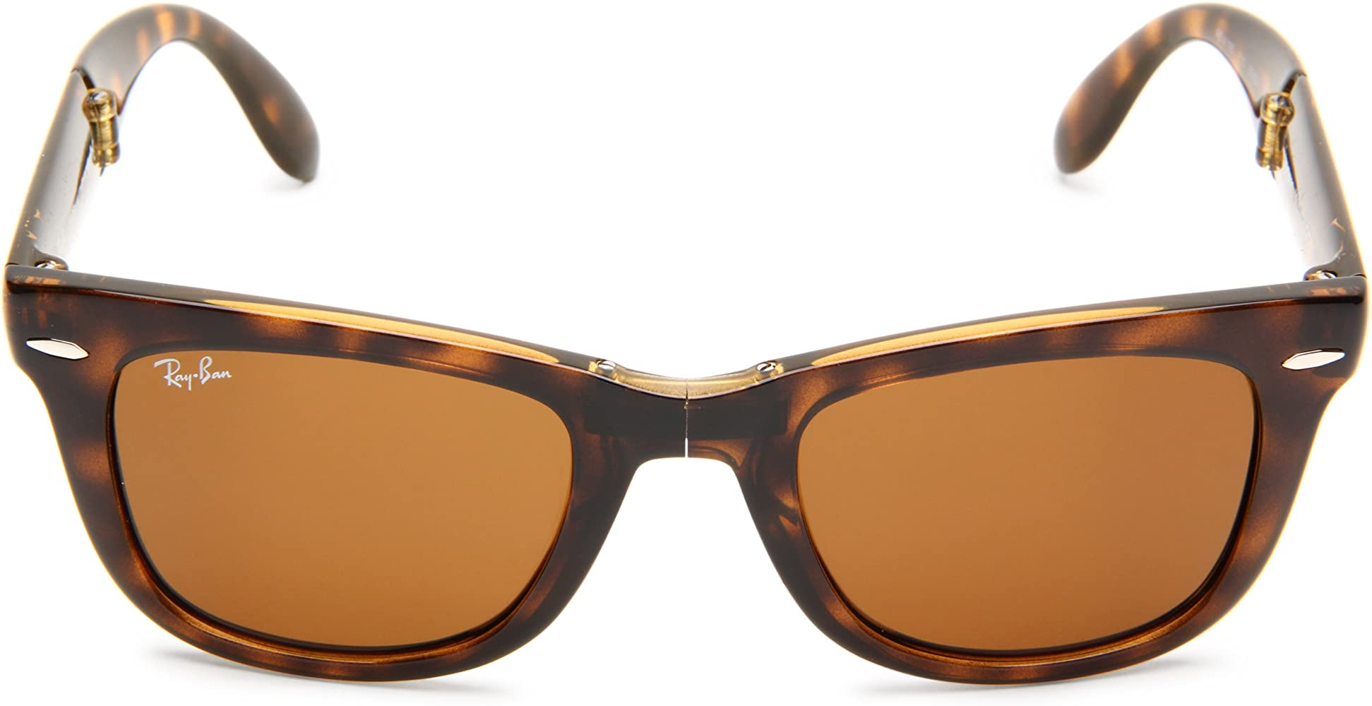 Ray Ban FOLDING WAYFARER (RB 4105 60158 50): Amazon.es