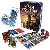 Devir - La Isla Prohibida, juego de mesa (BGISLA)