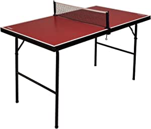 JOOLA Connect Mini Magnetic Multi-Configuration Table Tennis Table - Great for Small Spaces and Apartments – Multi-Use Free Standing Table - Compact and Easy Storage – Great for Children and Adults - No Assembly Required!