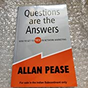 Buy Questions Are the Answers Book Online at Low Prices in