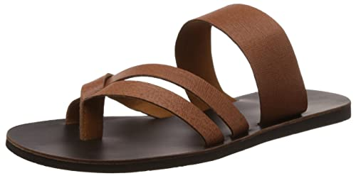9464d567241deb Image Unavailable. Image not available for. Colour  Tortoise Men s Tan  Brown Sandals and Floaters - 10 UK India (45 EU)