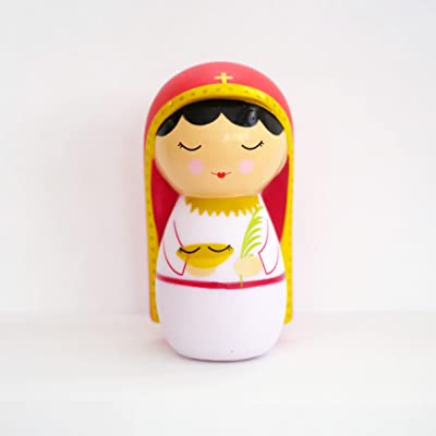 Shining Light Dolls St. Lucy Kids Toy and Collectible: Toys & Games