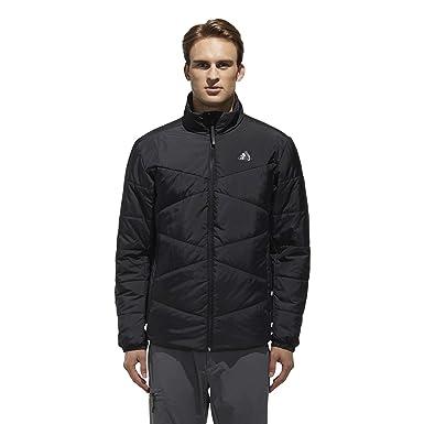pastor Selección conjunta Precaución  adidas Insulated Jacket Jacket (Midweight) For Men - Black M ...