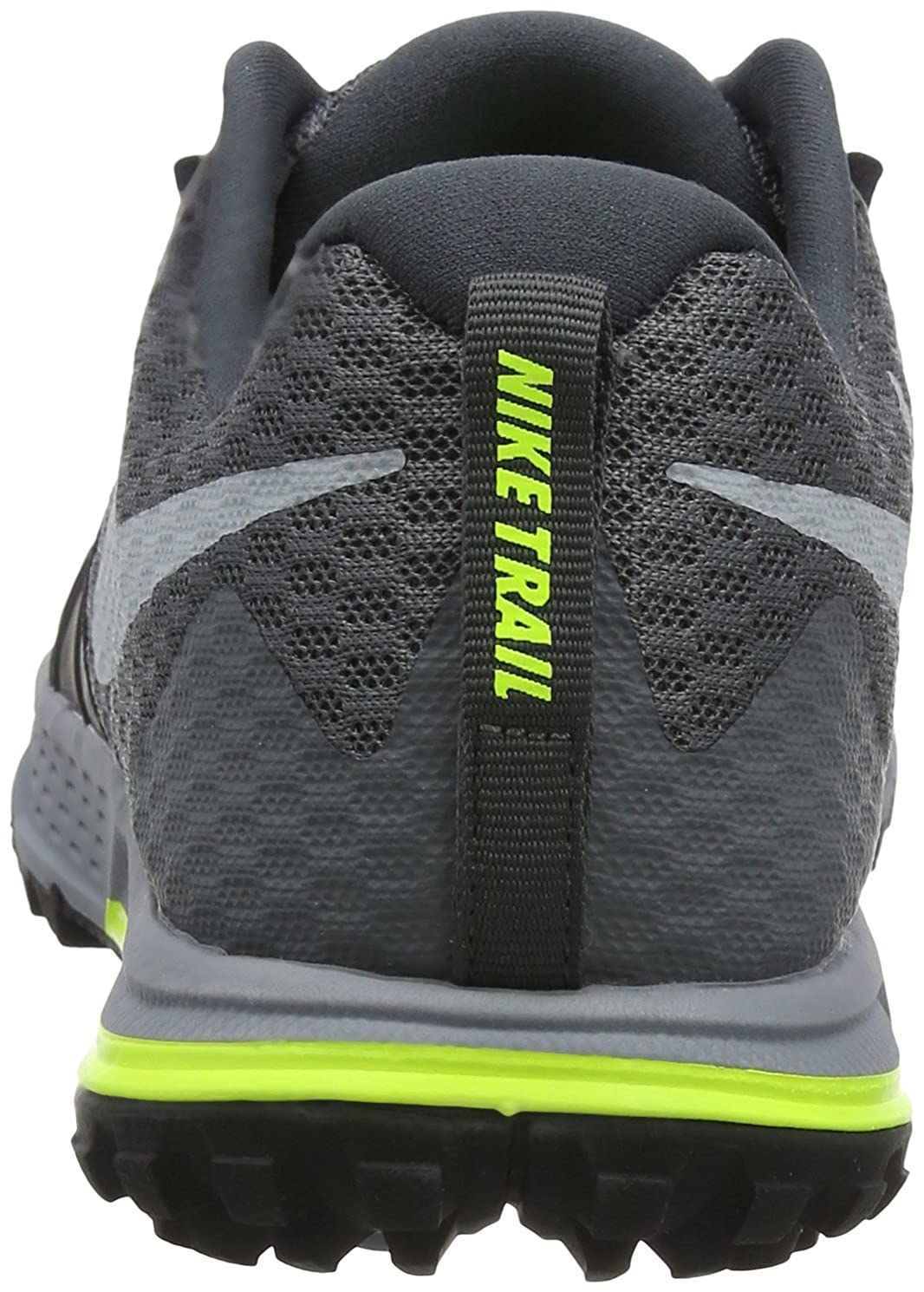 half off 71bee a781b Nike Air Zoom Wildhorse 4, Scarpe da Trail Running Uomo, Grigio (Dark Wolf  Grey Black Stealth 001), 38.5 EU  Amazon.it  Scarpe e borse