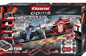 Carrera 20066010 Keep On Racing Multi Coloured Spielzeug