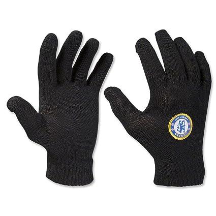 Goalkeeper Gloves Official Chelsea Fc Knitted Gloves Team Sports Svcst Org