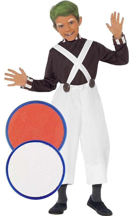 Boys-Costume da Umpa Lumpa 51880441e4a7