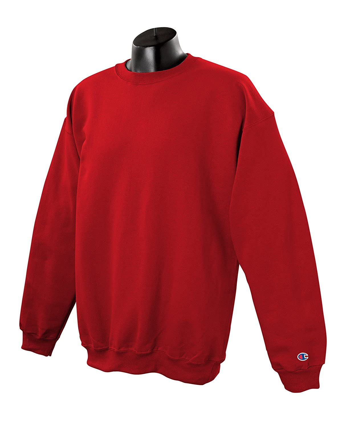 Champion Authentic Cotton/Poly Crewneck Sweatshirt A&E Designs S122