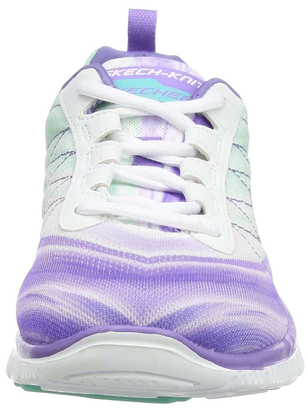 Skechers Flex Appeal Pretty Please Damen Sneakers Violett Violett Sneakers (Prgr) 7ef030