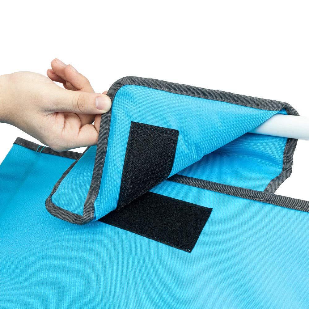 Medical Folding Bed Backrest Back Support Rest Disability Equipment Aid Ajust