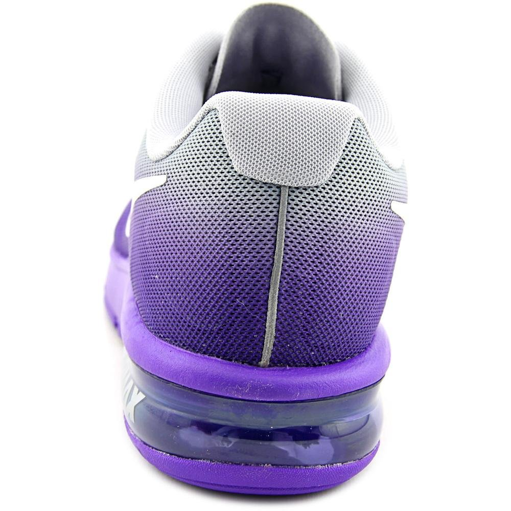 Nike Air Max Sequent Running Shoe Fierce Violet loup gris