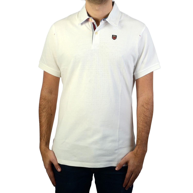 Pepe Jeans Polo Zoan Blanco S Blanco: Amazon.es: Ropa y accesorios