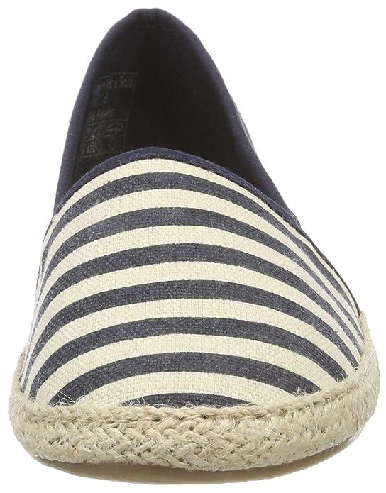 TOM TAILOR 4892007, Alpargatas para Mujer: Amazon.es: Zapatos y complementos