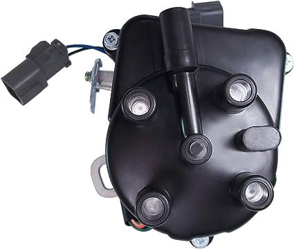 TD77U Ignition Distributor for Honda Prelude 97-01 External Coil fits TD-77U