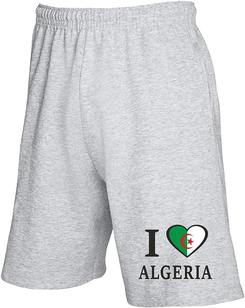 Speed Shirt WC0001 Algeria Algeria - Pantalón Corto de chándal ...
