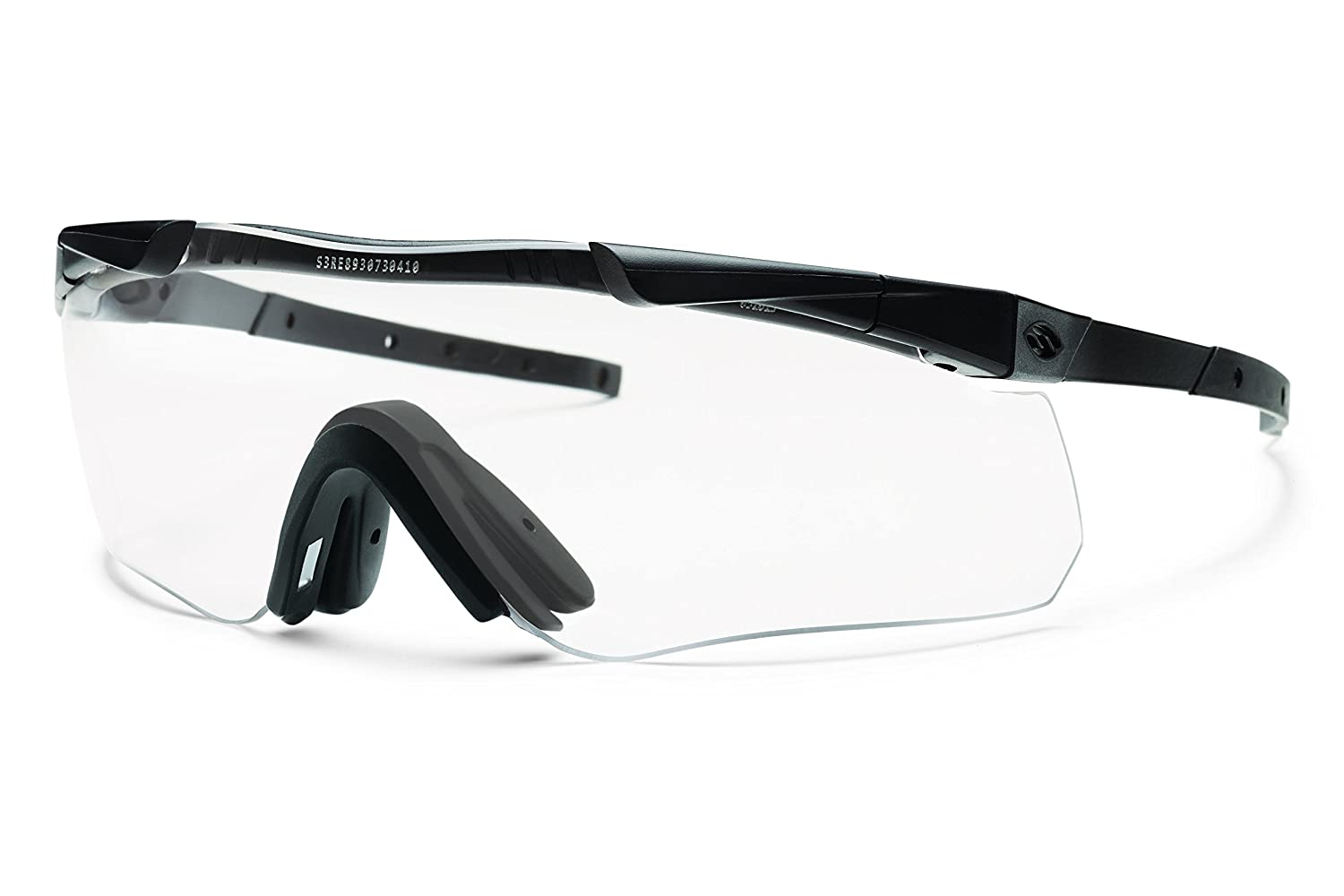 Smith Optics 2015 Aegis Echo II Elite Tactical Eyeshields - Asian Fit