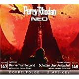 Perry Rhodan NEO MP3 Doppel-CD Folgen 147 + 148: Das verfluchte Land / Schatten über Ambaphal