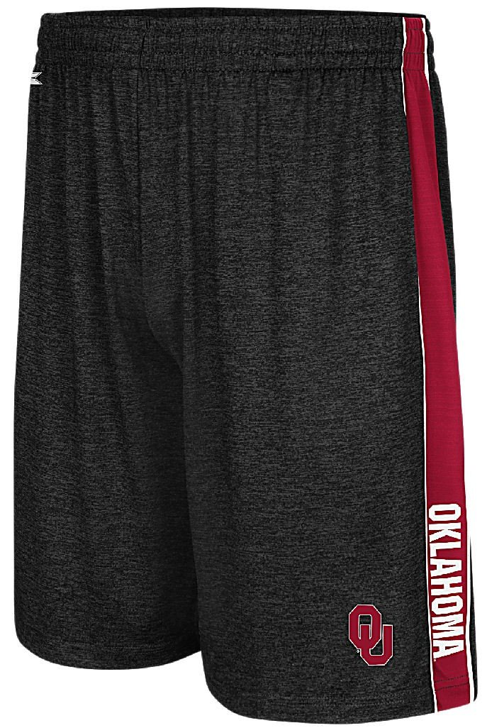 Amazon.com   Oklahoma Sooners Black Mens Wicket Synthetic College Shorts  (XL 36 37)   Sports   Outdoors 4c3e4a91be3a