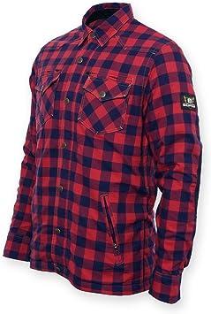 Bores Lumberjack, chaquetas de camisa, Dupont TM Kevlar ...