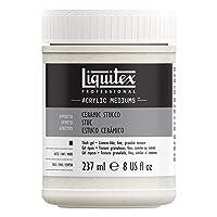 Liquitex Professional Ceramic Stucco Effects Medium, 8-oz