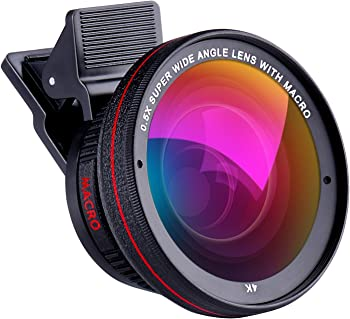 Goodes 2-in-1 Professional Phone Lens Kit