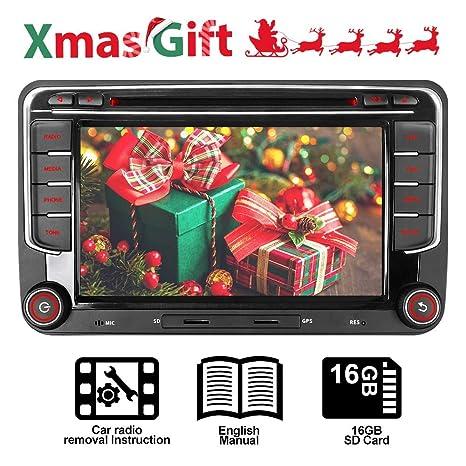 ASURE - Reproductor de CD y DVD para Coche con GPS y Radio ...