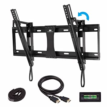 mounting dream md2165lk tilt tv wall mount bracket for most inch