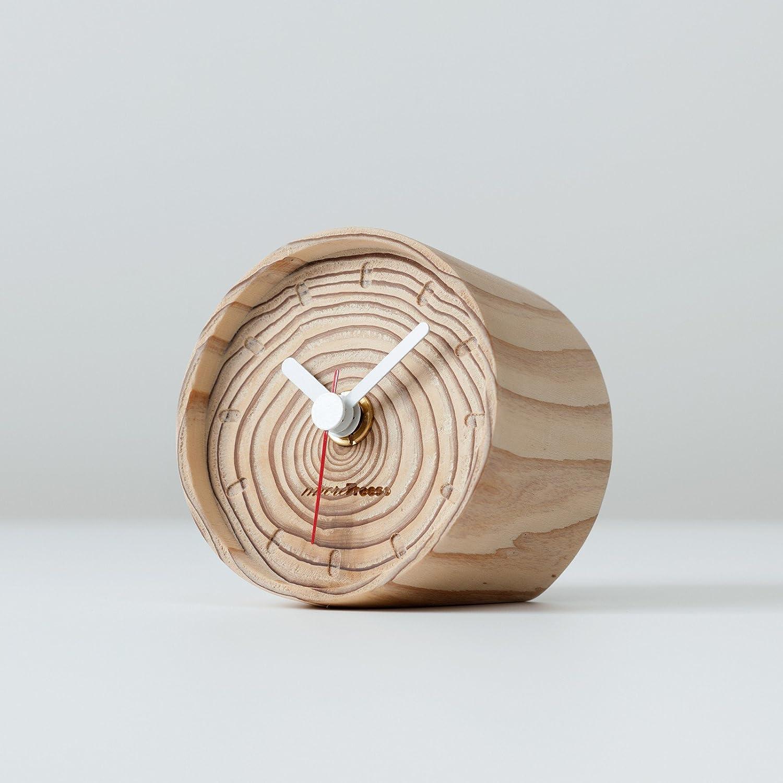 年輪の置時計 B00C9SWDF6