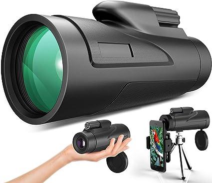 Gafild Monokulare Teleskop Hd 12x50 Monokular Kamera